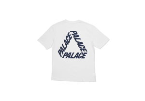 PALACE 6 TIMES ON THE OUTSIDE OF THIS T-SHIRT = VFM TING