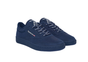 Reebok Shoes White Blue